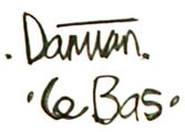 DAMIAN LE BAS | ART BRUT