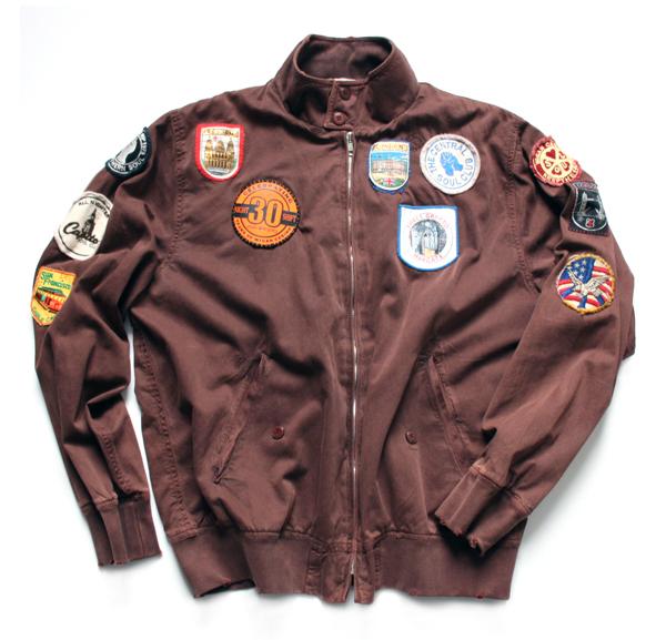 Delaine's Northern soul jacket